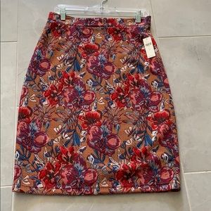 New Maeve anthropologie skirt size Medium